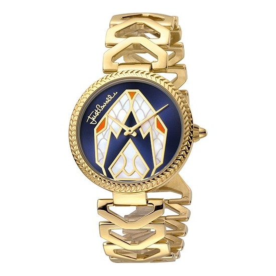 Just Cavalli Women's Watch Only Time Animals Collection Fantasy