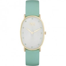 Enrico Coveri Watch Women's Only Time Green