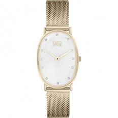 Enrico Coveri Watch Women's Only Time Gold/Gold