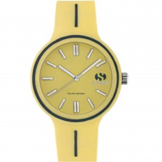 Superga Watch Woman Only Time Lighy Yellow