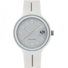 Superga Watch Woman Only Time White