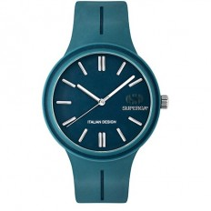 Superga Watch Man Only Time Deep Green