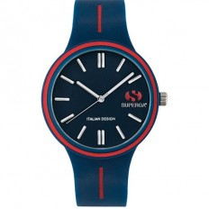 Superga Watch Man Only Time Blue