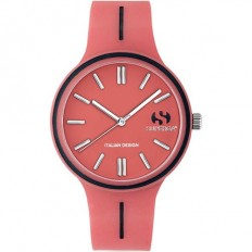 Superga Watch Man Only Time Red