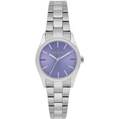 Furla Watch Woman Only Time Eva Collection Lilac