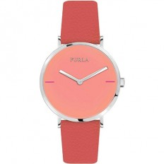 Furla Watch Woman Only Time Giada Collection Orange
