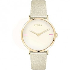 Furla Watch Woman Only Time Giada Collection Gold