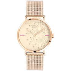 Furla Watch Woman Only Time Giada Collection Rose Gold