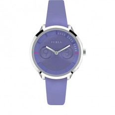 Furla Watch Woman Only Time Metropolis Collection Violet