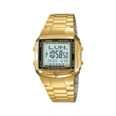 Casio Women's Digital Watch Vintage Black/Black