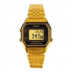 Casio Orologio Donna Digitale Vintage Black