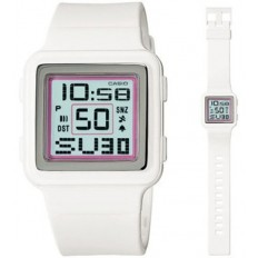 Casio Orologio Donna Digitale Poptone White