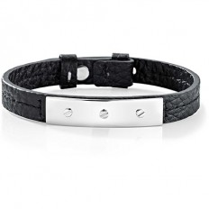 Morellato Bracelet Man Vela Collection Black