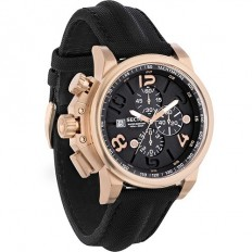 Sector Watch Man Chronograph 450 Collection Black