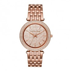 Michael Kors Women's Watch Only Time Darcy Collection Rosegold