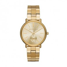 Michael Kors Women's Only Time Jaryn Collection Gold