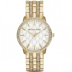 Michael Kors Women's Watch Only Time Nini Collection Gold