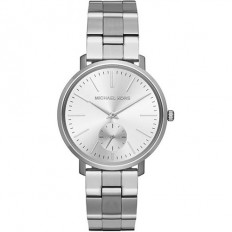 Michael Kors Women's Only Time Jaryn Collection Silver