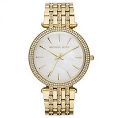 Michael Kors Women's Watch Only Time Darci Collection Gold
