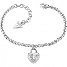 """Guess Bracelet Woman Cuore """"All Aabout Shine"""" Collection"""