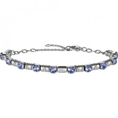 Breil Women Bracelet Rolling Diamond Collection Violet