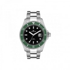 Lorenz Automatic Men's Watch Collection Geneva Green