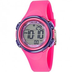Sector Watch Unisex Digital Ex-06 Collection Pink