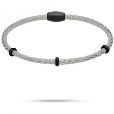 Morellato Men's Bracelet Cross Collection Silver 215