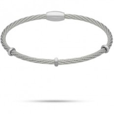 Morellato Men's Bracelet Cross Collection Silver/Silver 195