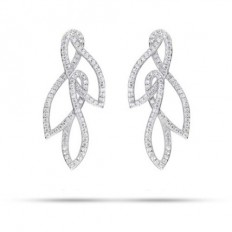 Morellato Women Earrings 1930 Collection Leaf