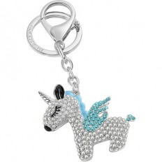 Morellato Portachiavi Donna Collezione Magic Unicorn Light Blue