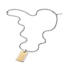 Police Necklace Man Wavebreaker Collection