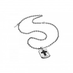 Police Necklace Man Trust Collection