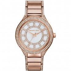 Michael Kors Women's Watch Only Time Kerry Collection Rosegold