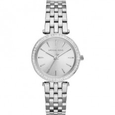 Michael Kors Women's Only Time Darci Collection Silver