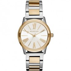 Michael Kors Women's Watch Only Time Hartman Collection Gold
