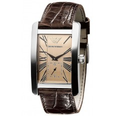 Armani Watch Man Only Time Classic