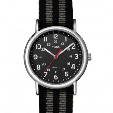Timex Unisex  Watch Only Time Weekender Collection Grey/Black