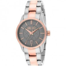 Liu Jo Women's Watch Only Time Tess Collection Silver/Rosegold