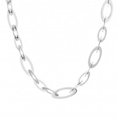 Liu Jo Women's Necklace Silver Chain