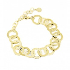 Liu Jo Women's Bracelet Gold Chain