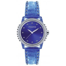 Pinko Watch Woman Only Time Durian Collection Blue