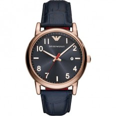 Armani Watch Man Only Time Emporio Armani Blue