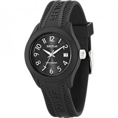Sector Watch Men Only Time Steel Touch Collection Black