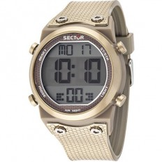 Sector Watch Unisex Digital Rapper Collection Gold
