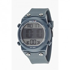 Sector Watch Unisex Digital Rapper Collection Blue