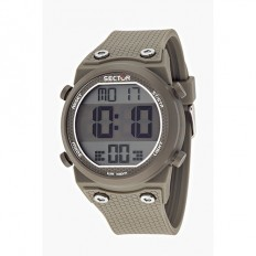 Sector Watch Unisex Digital Rapper Collection Green Military