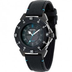 Sector Unisex Watch Only Time Expander Collection Black