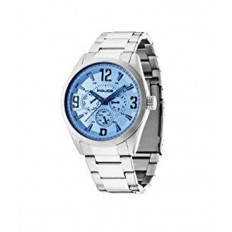 Police Watch Man Multifunction Atlanta Collection Lightblue