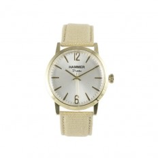 Hammer Watch Only Time Portofino Collection Beige